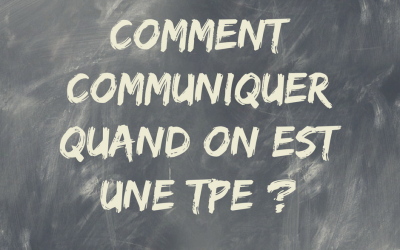 communiquer, tpe, communication
