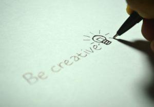 créativité, soyez créative, exprimez votre crétivité, soyez créatif